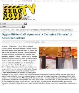 ZeroNove TV