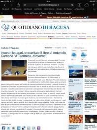 Quotidiano di Ragusa