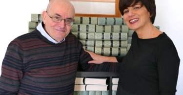 Luigi Martignetti ed Antonietta Polcaro