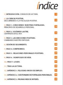 indice ebook psicologia positiva