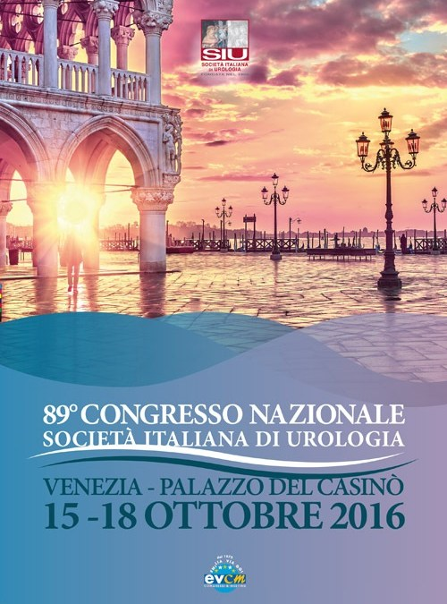 Congresso Nazionale di Urologia a Venezia