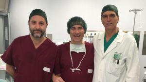 Antonini, Roberto Grande, Andrea Rocchegiani