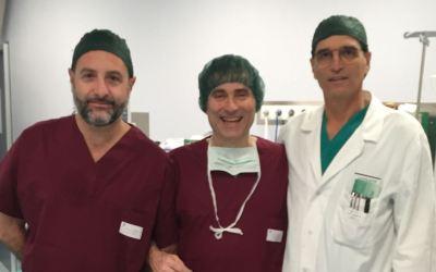 Chirurgia Andrologica all'Ospedale Sandro Pertini di Roma