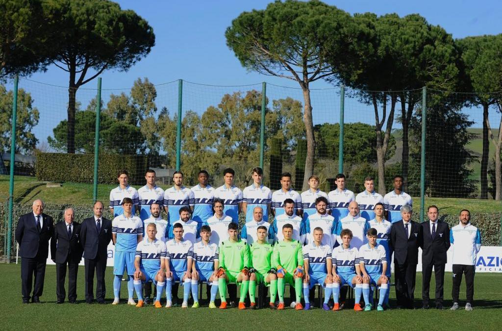 Lazio Primavera: Foto ufficiale Antonini medico sociale