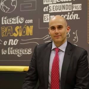 Antonio Alcocer Presidente de Minds4Change