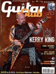 Copertina Guitar Club Giugno 2015
