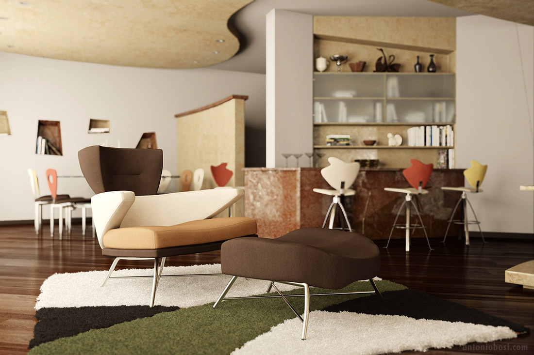 Room Setting Design