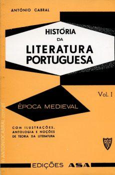 História da literatura portuguesa: época medieval: I