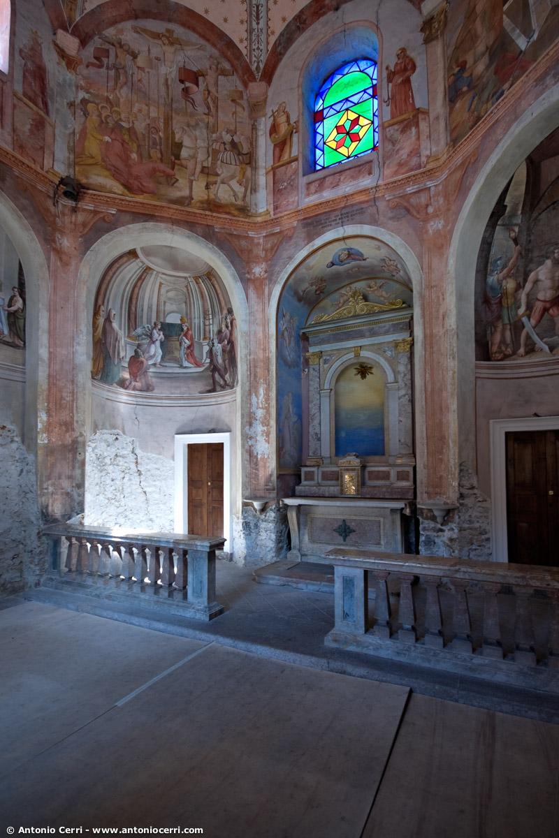 Complesso monumentale di Baveno  Chiesa SS Gervasio e
