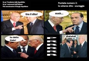 Vita Emozionante di Giorgio Napolitano - Puntata 2
