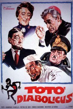 Tot diabolicus 1962 I film di Tot al cinema