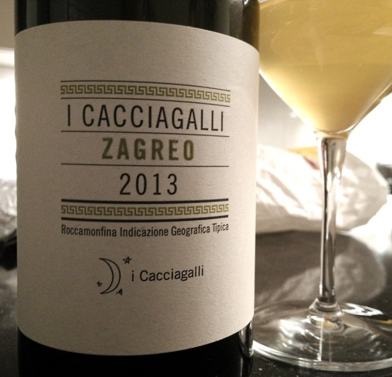 zagreo-i cacciagalli-2013-roccamonfina-fiano-vino-vino bianco-vino campano-vino macerato-storia azienda-abbinamento-antonio indovino-degustatore ufficiale-sommelier