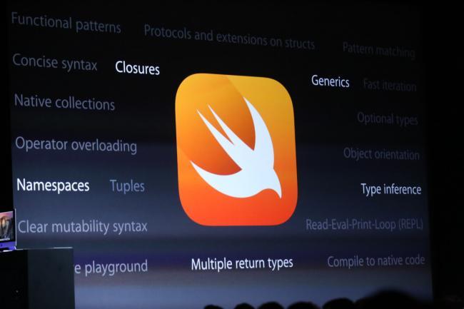 Swift: Nuevo lenguaje de programación