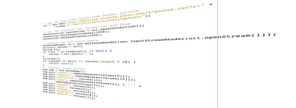 Programación Web y móvil