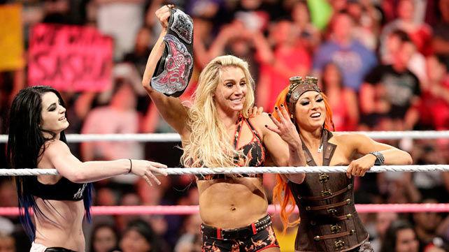 Divas Champion Charlotte def. Nikki Bella