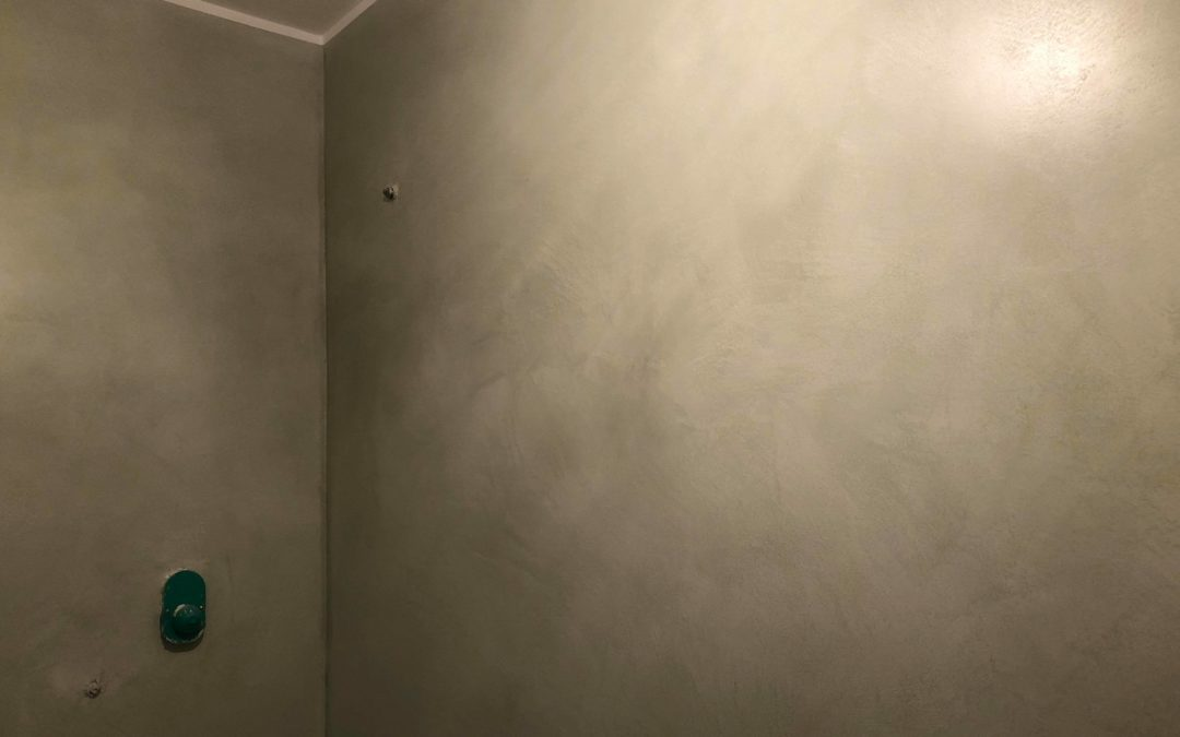 Pitturare Sopra Stucco Veneziano Antonio Liso