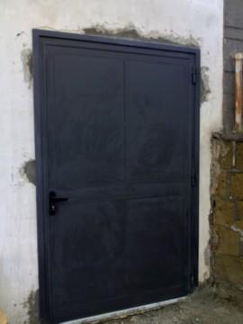 Porte in ferro per esterni