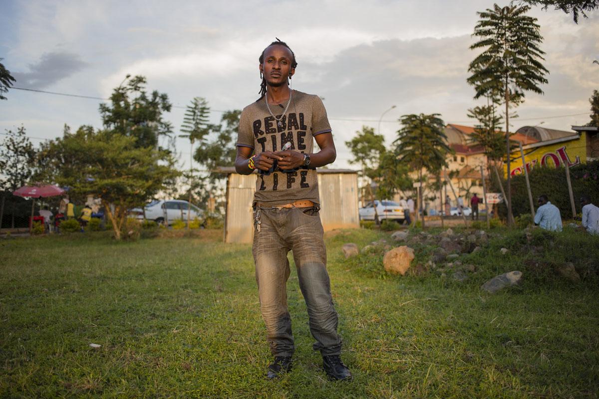 Mapping Kigali, 2014 © Antonio Pérez Río