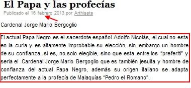 fonte: es.paperblog.com/el-papa-y-las-profecias-1707358