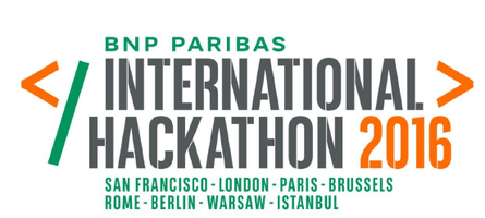 Partecipa gratis al BNPP International Hackathon