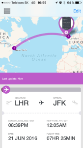 iOS Flight Tracker 4
