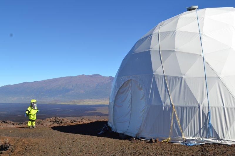 """Software italiano """"sbarca su Marte"""" nell'ambito della simulazione HI-SEAS in corso alle Hawaii"""
