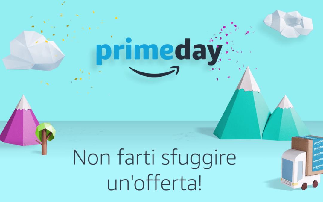 Amazon Prime Day: le offerte dei venditori terzi crescono dell'80%, ecco le prime anticipazioni