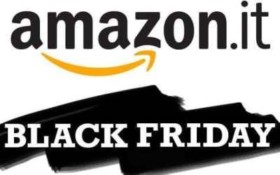 Amazon.it: arriva il Black Friday. Da oggi, oltre 15.000 offerte, oltre il 70% da piccole aziende del Marketplace