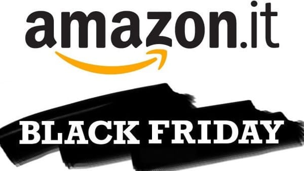 Black Friday Amazon.it:  le offerte imperdibili!