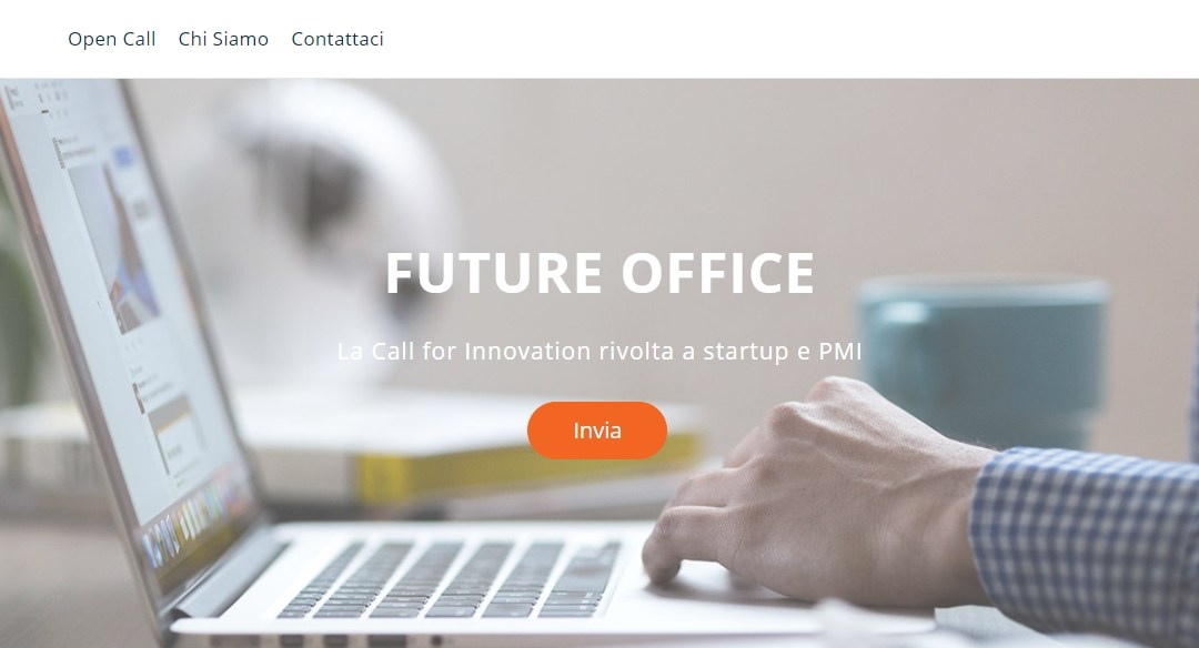 AL VIA FUTURE OFFICE: CALL FOR INNOVATION  DEL GRUPPO BUFFETTI E DIGITAL MAGICS