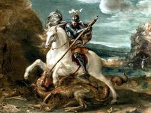 San Giorgio e Ogum