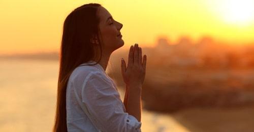 La oración del fin de semana