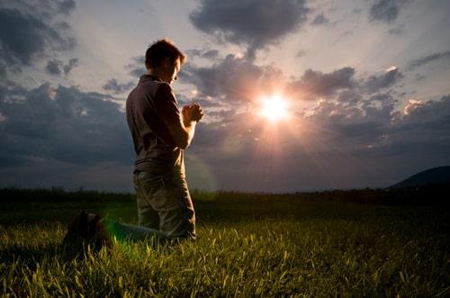 The weekend prayer