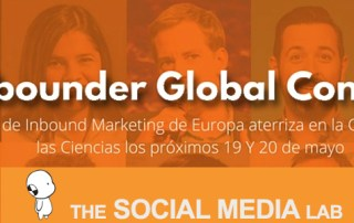 Vente a The Inbounder Global Conference conmigo (descuento)
