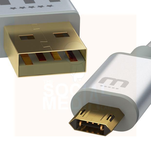 MicFlip: Cable USB universal reversible busca fondos. Las grandes ideas necesitan de mucha ayuda para poder desarrollarse. MicFlip busca facilitar la conexión con los dispositivos y universalizarse.