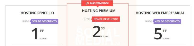 Hostinger. Alojamiento web bueno y barato en España. Proveedor de alojamiento web bueno y barato. Y un registrador de dominios de Internet. Creada en 2004, cuenta con soporte en español 24/7.