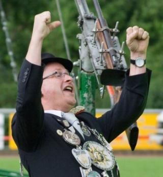 Patrick Schweren holte sich den 2. Preis