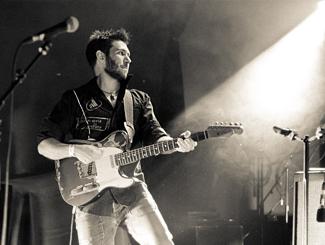 Loris Romano guitariste photographe de votre événement