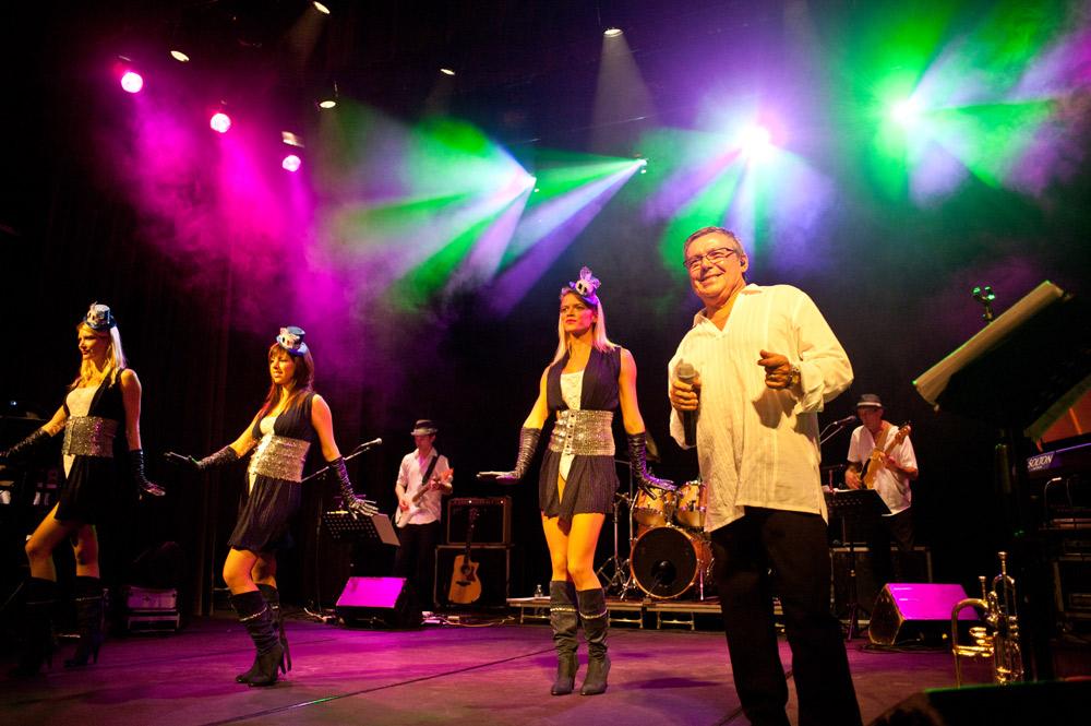 Réveillon Nouvel An 2018-2019 au Tram, Maizières-les-Metz Soirée dansante Orchestre Anton Roman