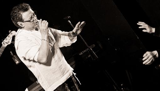 Anton Roman Chanteur sosie vocal Balavoine