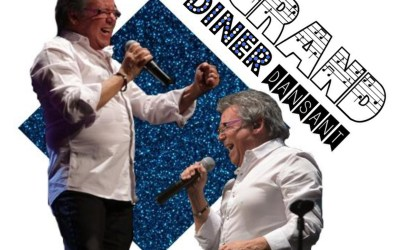 Grand Dîner Dansant Anton Roman Samedi 12 Octobre 2019 – Espace Sports Loisirs de Remilly