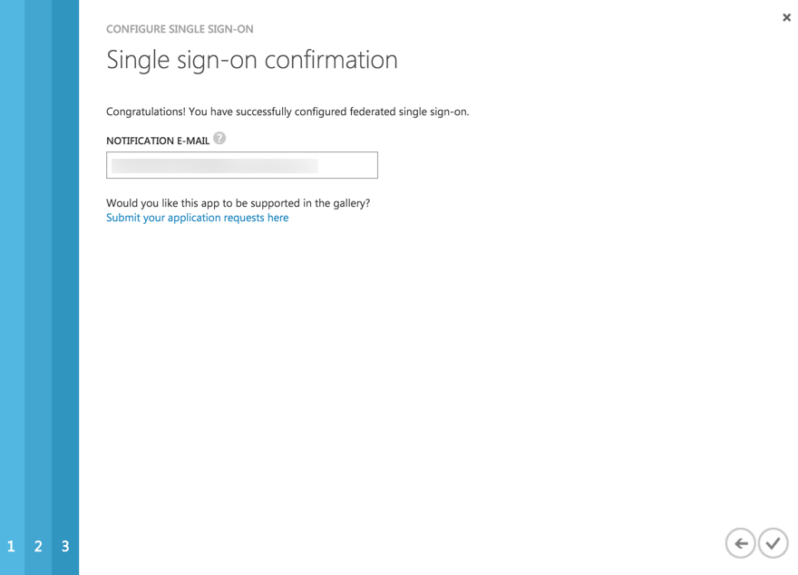 Azure AD - Citrix FAS - SSO Confirmation