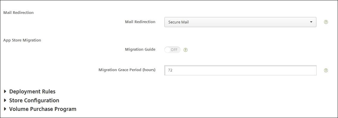 XenMobile Public Apps - Migration Guide