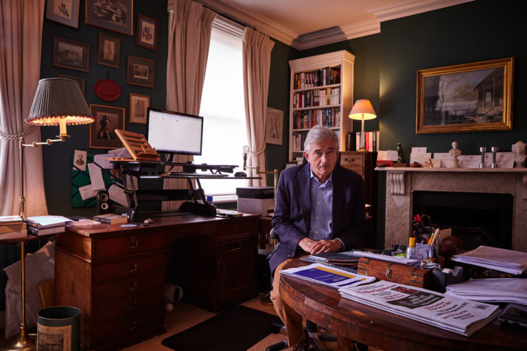 Biography  Antony Beevor