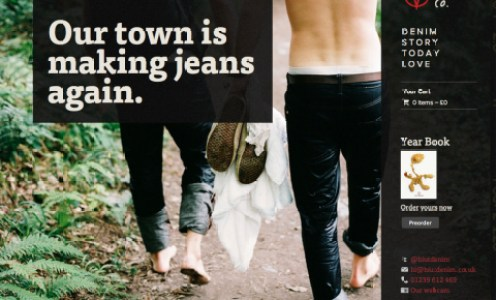 Hiut: Jeans that write history