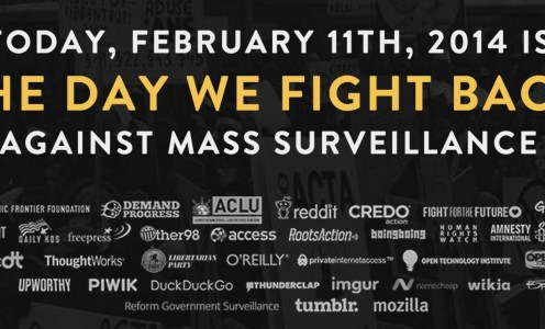Against mass surveillance – what will you do today?