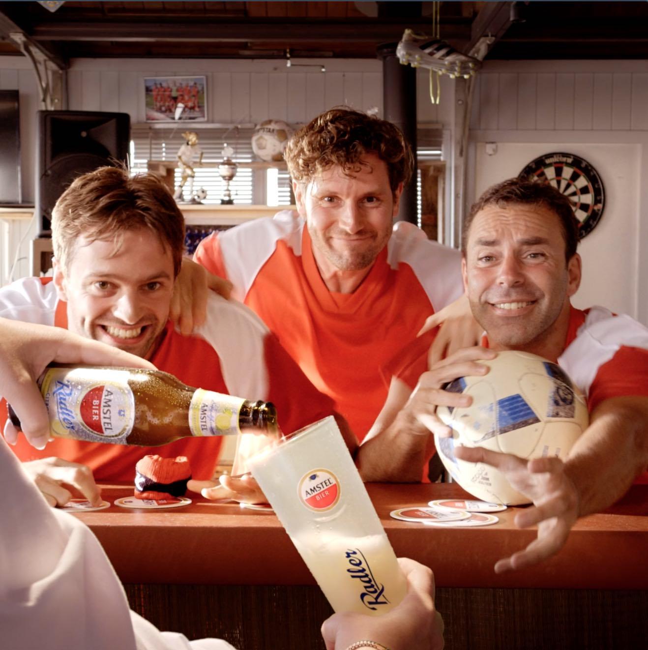 Amstel Radler Commercial Bar