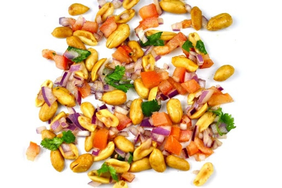 Peanut Chat - 5 Min Snack