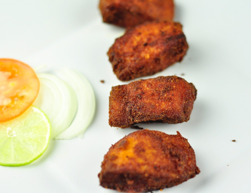 FRIED FISH – SPICY INDIAN FISH FRY
