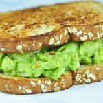 Avocado Boiled Egg Sandwich
